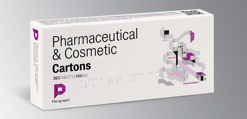 Pharmaceutical & Cosmetis Cartons