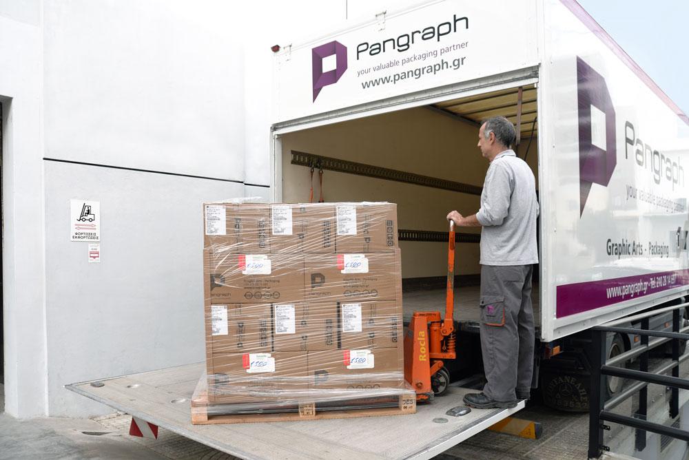 Truck-Pangraph
